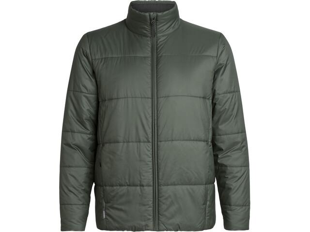Icebreaker Collingwood Jacket Men, forestwood